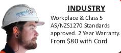 Industry Custom Earmoulds